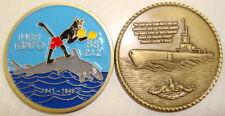 USS Gato SS 212 Submarine Coin Navy Sub WWII  DBF