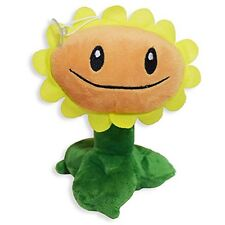 "Plants vs Zombies Sunflower 7"" Plush Toy"