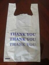 "LLD 1/6 ""T-Sack"" Bag Printed Thank You 200 count"