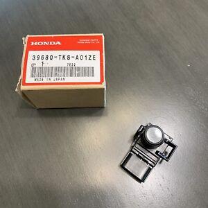 OEM Honda Odyssey Pilot PDC Bumper Parking Sensor Gray 39680-TK8-A01