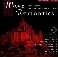 Wave Romantics-Dark Ballads & Underground Rock Classics Nick Cave & Bad.. [2 CD]