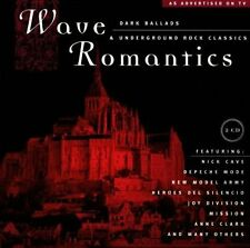 WAVE Romantics-Dark Ballads & underground rock Classics Nick Cave & B [CD DOPPIO]