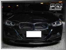 Performance Carbon Fiber Front Bumper Splitter Lip (3PCS) for BMW 2012+ 335i M