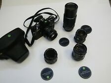 PENTAX ES II SUPERKIT IN NEAR MINT CONDITIONS