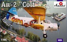 "1/144 Utility Transport: Antonov An-2 Colt  ""Cobra Air [Sweden] : AMODEL"