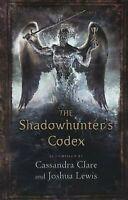 Shadowhunter's Codex Tapa Dura Cassandra Clare