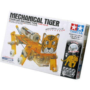 Tamiya 71109 Mechanical Tiger