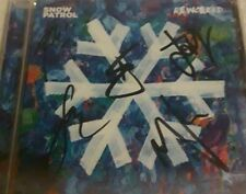 Snow Patrol - Reworked Signed Autographed Cd