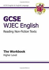 GCSE WJEC English: Reading Non-fiction and Media Texts: Workbook - Higher Level