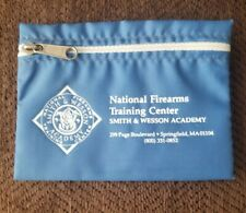 VINTAGE SMITH & WESSON NATIONAL FIREARMS TRAINING CENTER ACADEMY POUCH SPORTING