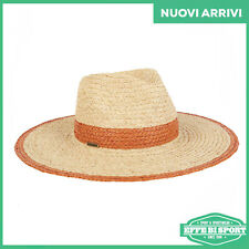 Cappello donna Billabong copricapo tesa larga cappelli paglia mare tempo libero