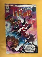 MIGHTY THOR #700 FIRST PRINT MARVEL COMICS (2017) LEGACY JANE FOSTER