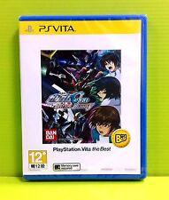 NEW PSV Mobile Suit Gundam SEED Battle Destiny Best  (Asia Japanese)