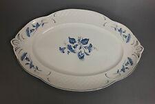Ovale Platte Villeroy & Boch Val Bleu 42 x 29 cm
