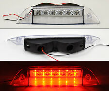 Chevy Camaro 93-02 Rear 3rd LED Stop Brake Light Clear