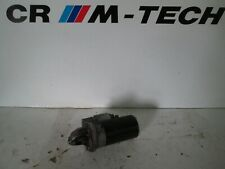 BMW E36 323 328 M52 starter motor - good fits 316 318 318is 320 re manufactured