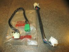 Obsolete NOS Toyota#?? Mystery Pair Ignition Switches 1x1975 Hilux P'up,1xCamry?
