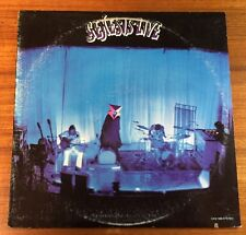 GENESIS-LIVE 1973 CHARISMA RECORDS LP DUTCH IMP, 9279 530 EXC. VG+ PETER GABRIEL