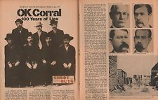 OK Corral Shoot Out - 100 Years of Lies = Fantastic Documentation of The Earps