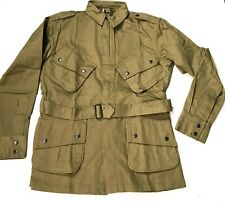 WWII US AIRBORNE PARATROOPER M1942 M42 STANDARD JUMP JACKET-SMALL