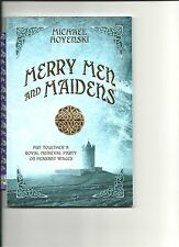 Merry Men and Maidens, childrens craft and medieval theme party idea book, NEW!