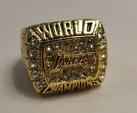 2000 LOS ANGELES LAKERS NBA Championship Ring Kobe Bryant USA