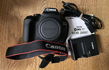 Canon EOS 2000D / Rebel T7 Digital Camera (BODY ONLY)- Excellent Condition