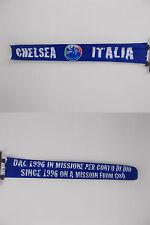 sciarpa scarf calcio schal bufanda echarpe ULTRAS CHELSEA ITALIA