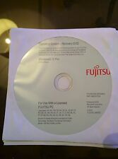 Fujitsu Windows 10 Professional 64 Bit Re-installation  Upgrade DVD - Brand New