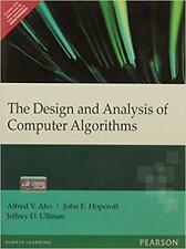 The Design and Analysis of Computer Algorithms 1st Ed.<Paperback>