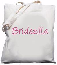 Bridezilla-NATURALE (CREMA) COTONE Shoulder Bag-Hen Night
