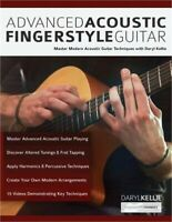 Advanced Acoustic Fingerstyle Guitar (Paperback or Softback)