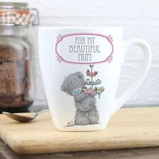 Me to You Personalised Latte Mug Tatty Teddy Personal Message Gift