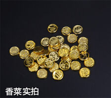 HOT FIGURE TOYS 1/6 accessories Home scene props Gold COINS pirates props