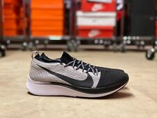 Nike Zoom Fly Flyknit Mens Running Shoes Oreo Black White (BV6103-001) NEW Sz 11