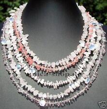 Dyrberg Kern Halskette CHAILLOT Spring Affair Rosa Versilbert NEU