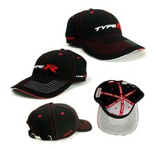 Genuine Honda Type R Black Baseball Cap (Civic, Integra, Accord)