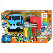 Tayo Little Bus Friends Tayo Little Bus Electric Tools Play Set