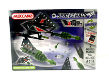 Meccano Space Chaos Dark Pirates 3150B New and Sealed
