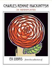 Charles Rennie Mackintosh: Chrysanthemum Bookplates (Paperback or Softback)
