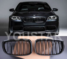 FAST EMS X2 M5 Style GLOSS BLACK GRILLS for BMW 5 Series F07 GT Gran Tourismo