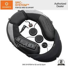 NEW Schuberth SRC-System Intercom, Small (fits 2XS-LG helmets) - S2 & S2 Sport