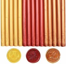 More details for 10~20pcs glue gun sealing wax sticks for sealing stamp and letter seals diy