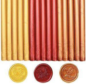 10~20PCS Glue Gun Sealing Wax Sticks for Sealing Stamp and Letter Seals DIY