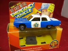 Universal Champ of the Road 1:50 1968 Plymouth Fury Police car near mint w/box