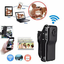 Mini Wifi IP Wireless Spy Hidden Security Camera System Cam For Monitor Remoter
