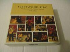 fleetwood ma the complete blue horizon sessions 1967-1969 6 cds box-set rar