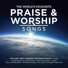 Various Artists - World's Favourite Praise & Worship Songs [New CD] UK - Import
