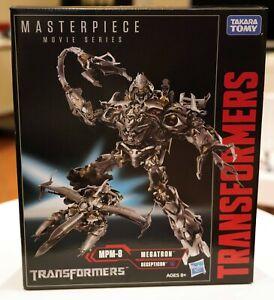 Transformers Masterpiece Decepticon Movie Series Megatron MPM8 Takara