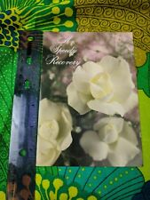 Artis Paper Magic Co Unused Card A Speedy Recovery, White Roses